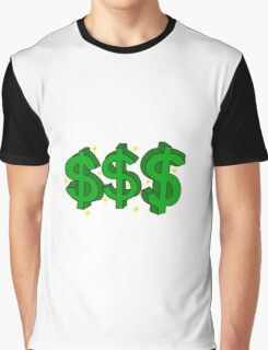Money Graphic T-Shirt
