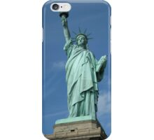 The Statue of Liberty iPhone Case/Skin