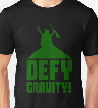 Defying Gravity! Unisex T-Shirt