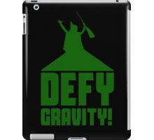 Defying Gravity! iPad Case/Skin