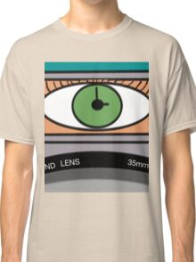 Seeing Millaseconds Classic T-Shirt