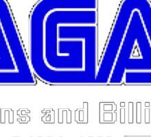 SAGAN 1934 - 1996 Sticker