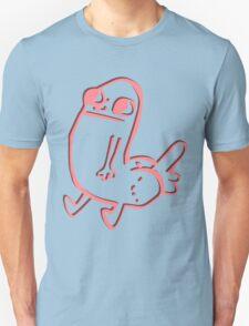 Dick Butt Alt. - ONE:Print T-Shirt