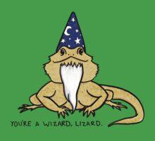 Wizard Lizard Kids Tee