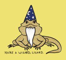 Wizard Lizard One Piece - Short Sleeve
