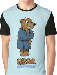 Bear Chappers Graphic T-Shirt