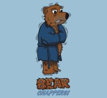 Bear Chappers by Siegeworks .