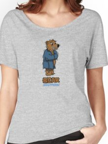 Bear Chappers Women's Relaxed Fit T-Shirt