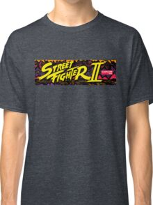 street fighter 2 Classic T-Shirt
