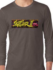 street fighter 2 Long Sleeve T-Shirt