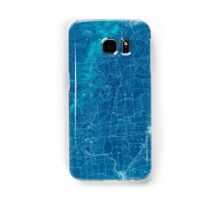New York NY Saratoga 148432 1902 62500 Inverted Samsung Galaxy Case/Skin
