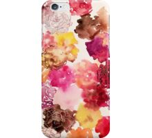 Carnation Bunches iPhone Case/Skin