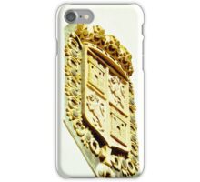 St. Augustine Crest iPhone Case/Skin