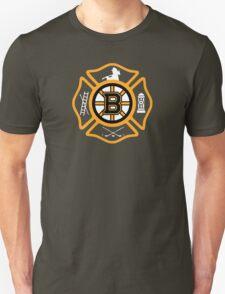 Boston Fire - Bruins style T-Shirt