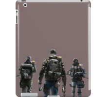 Divided agents iPad Case/Skin