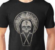 Mystery Skull Unisex T-Shirt