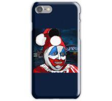 POGO the CLOWN - Serial Killer John Wayne Gacy iPhone Case/Skin