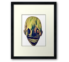 smile Framed Print