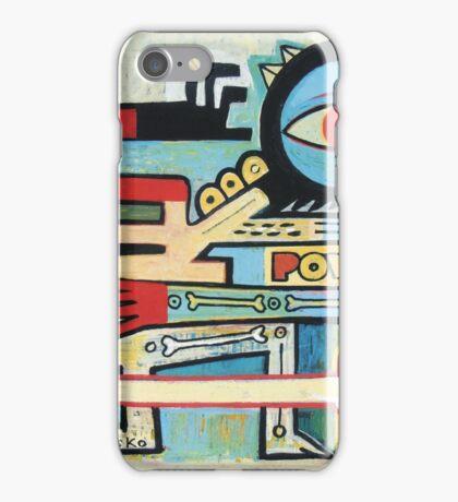 POW  iPhone Case/Skin
