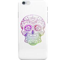 Hippy Skull - Case & Skin Print iPhone Case/Skin