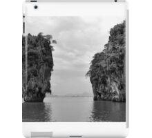 James bond island iPad Case/Skin