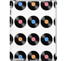 Records iPad Case/Skin