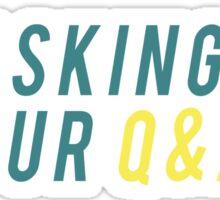 SEVENTEEN Q&A Sticker