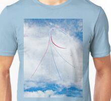 Downward Flare Unisex T-Shirt