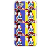 POGO-RIFFIC POGO The Clown Serial Killer iPhone Case/Skin