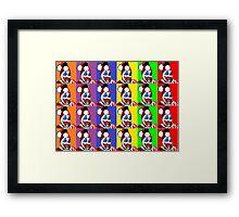 POGO-RIFFIC POGO The Clown Serial Killer Framed Print