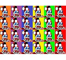 POGO-RIFFIC POGO The Clown Serial Killer Photographic Print