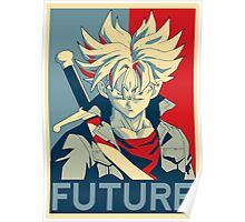 Future Trunks  Poster