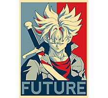 Future Trunks  Photographic Print