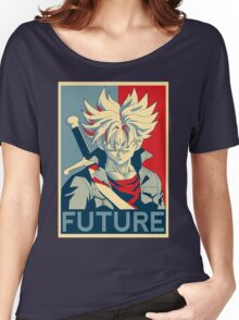 Future Trunks  Women's Relaxed Fit T-Shirt