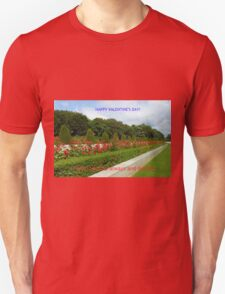 Always and Forever - Valentine Card Unisex T-Shirt