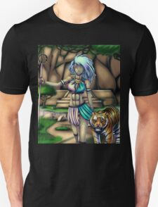 Tribal Girl Unisex T-Shirt