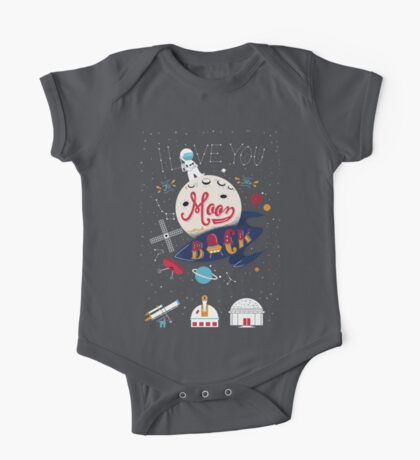 I love you One Piece - Short Sleeve