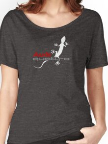 Audi Quattro Gecko Women's Relaxed Fit T-Shirt