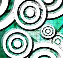 The Eyes Have It - Emerald Dream Version Sticker