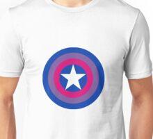 Captain Bisexual Unisex T-Shirt