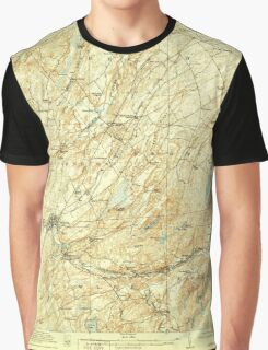 New York NY Gouverneur 139611 1915 62500 Graphic T-Shirt
