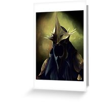 Witch-King (Happy Valentine's Day!) Greeting Card
