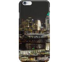 Cincinnati from Devou iPhone Case/Skin