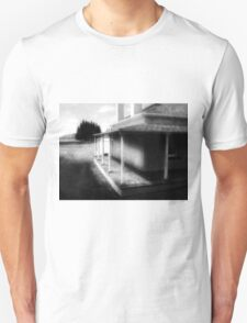 Georgian Style House On Norfolk Island Unisex T-Shirt