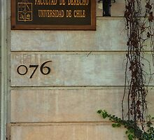 Faculty of Law - Santiago by photograham