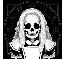 Alice (Stack's Skull Sunday) Photographic Print