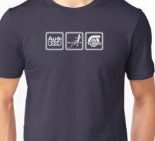 Audi Quattro Turbo Unisex T-Shirt