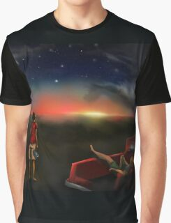 the secrets of the universe Graphic T-Shirt