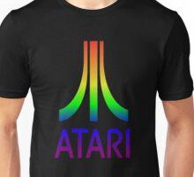 Atari Rainbow Unisex T-Shirt