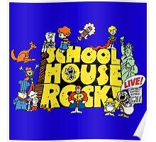 Schoolhouse Rock! Poster
